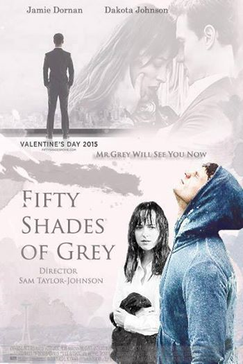Fifty shades of grey fifty shades of grey fan art for 50 shades of grey films
