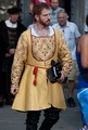Filming 'Wolf Hall' in Oxfordshire