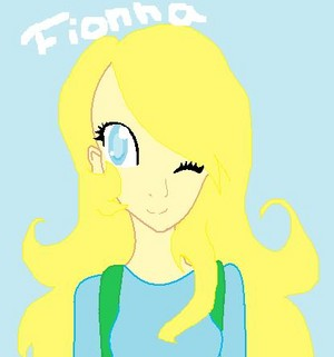 Fionna The Human <3