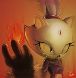 огонь Soul