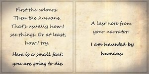 First and Last Lines | The Book Thief