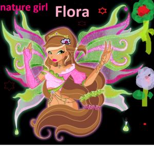 Flora nature girl