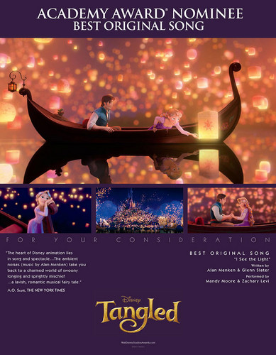 Tangled kertas dinding titled For Your Consideration: Tangled Poster