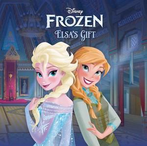 Frozen Book: Elsa's Gift