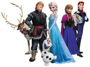 frozen (Transparent)