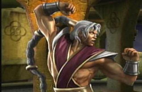 Mortal Kombat wallpaper called Fujin: Wind God