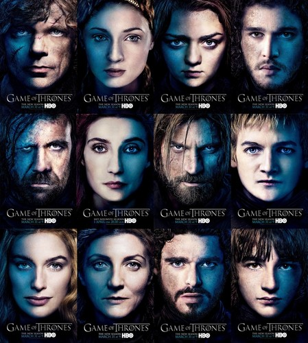 Game of Thrones wallpaper probably containing a portrait entitled Game of Thrones