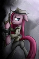 Gangster Pinkamena - pinkie-pie photo
