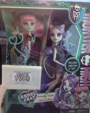 Ghoul Talk Two-Pack