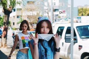 Girl's hari – Darling