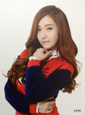 Girls Generation Lucky Box postcards