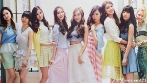 Girls Generation 'The Best' Album