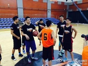 Godfrey - Pinnacle 篮球 camp