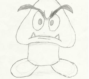 Goomba sketch