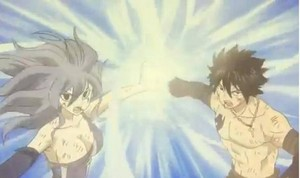Gray and Juvia new UNISON RAID SEASON @
