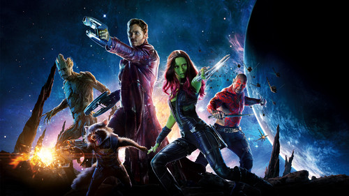 Guardians of the Galaxy 바탕화면 probably with 아니메 called Guardians of the Galaxy