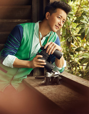 Hangeng for Yishion 2014