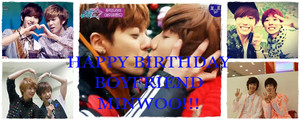 Happy Birthday Minwoo!!!