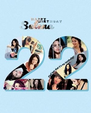 Happy Birthday Selena!!