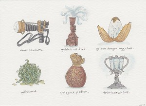Harry Potter Objects