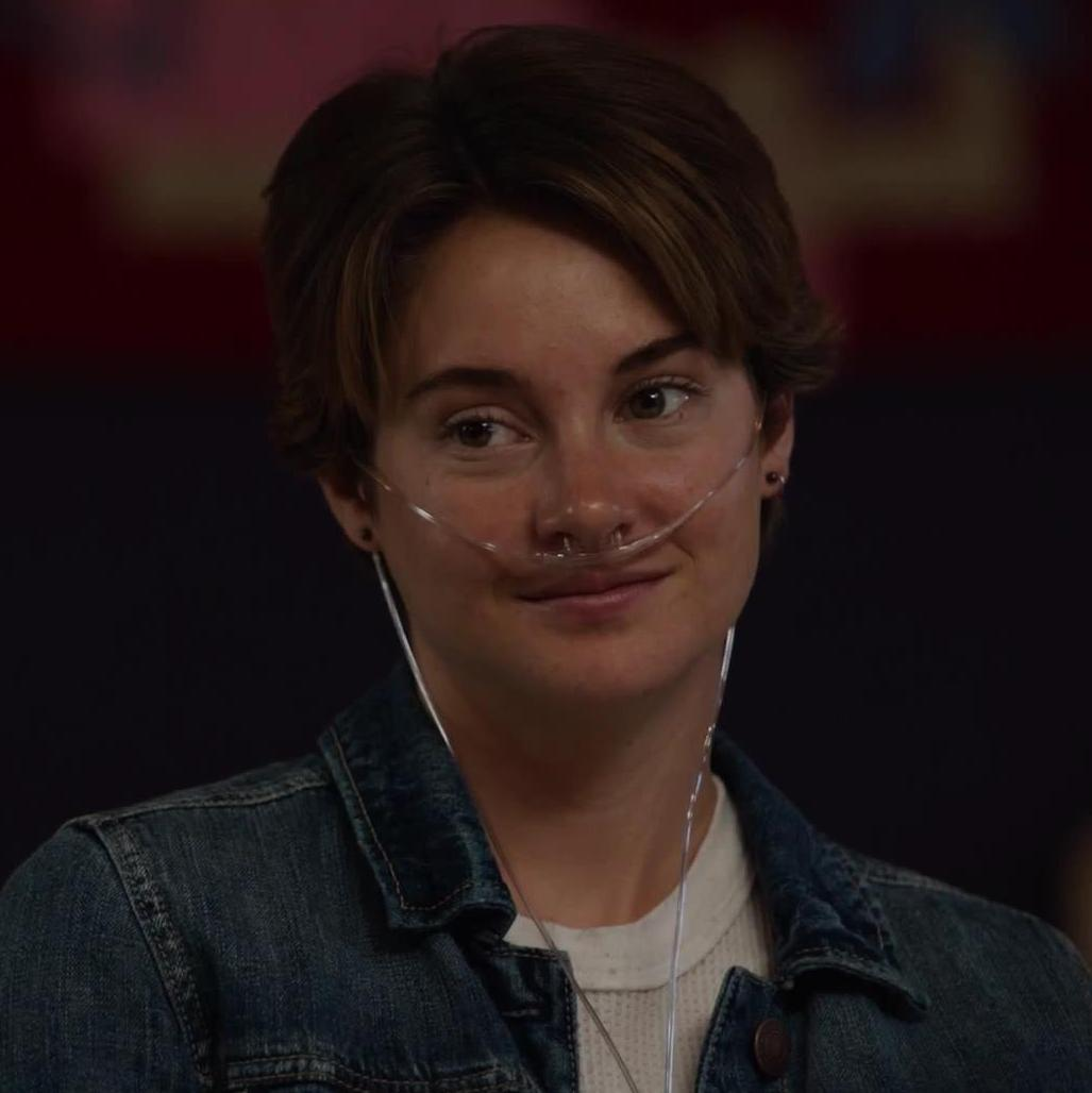 The Fault in Our Stars (2014 Film) images Hazel Grace ...