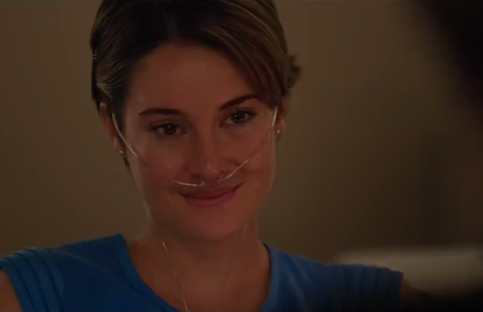 the fault in our stars images hazel grace wallpaper and