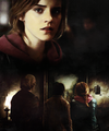 Hermione, Harry and Ron  - harry-potter fan art