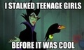 Hipster Maleficent :3 - disney-princess photo