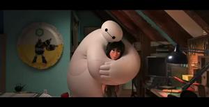 Hiro Hamada - Japanese Trailer Screencaps