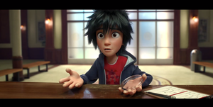 Hiro Hamada - Trailer Screencaps [HD]