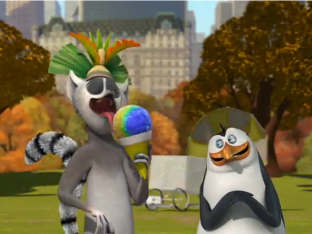Hmm Snowcone Penguins Of Madagascar Photo 37399287