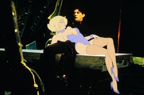 Cool World wallpaper entitled Holli Would and Jack