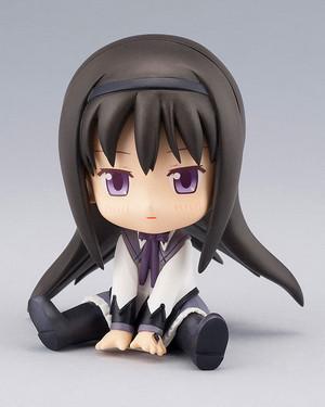 Homura Akemi Sitting