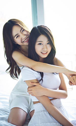 Hot Summer - Seolhyun and Mina