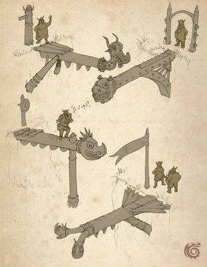 How To Train Your Dragon 2 Concept Art