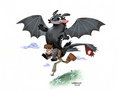 How To Train... by Andy Erekson - how-to-train-your-dragon photo