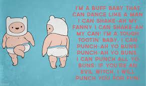 I will stempel, punch ah yo buns