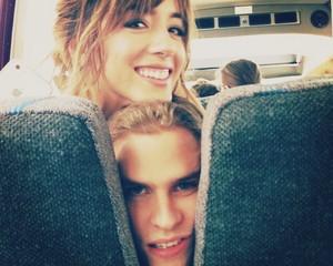 Iain and Chloe
