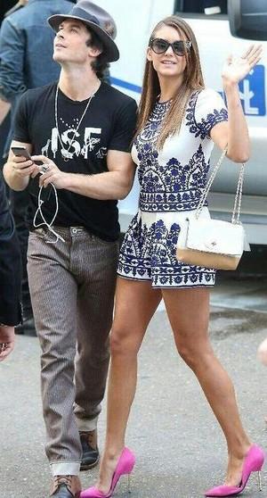 Ian + Nina