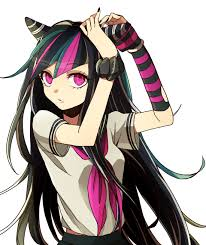 Ibuki Mioda kertas dinding possibly containing Anime titled Ibuki Mioda