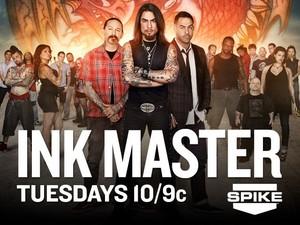 Ink Master | Season 2 Poster