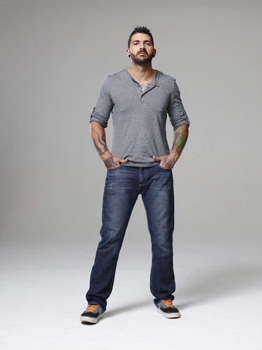 Ink Master wallpaper with bellbottom trousers called Ink Master | Season 5: Rivals | Don Peddicord