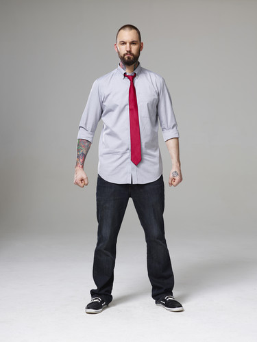 Ink Master wallpaper containing a well dressed person, bellbottom trousers, and long trousers called Ink Master | Season 5: Rivals | Joshua Hibbard