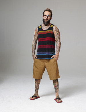 Ink Master | Season 5: Rivals | Mark Longenecker