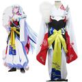 InuYasha Sesshomaru Kimono Cosplay Costume - inuyasha photo