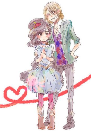 Kuranosuke And Tsukimi Fanfiction Tsukimi x Kuran...