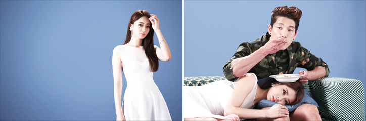 It Girl MV making with Kyungri