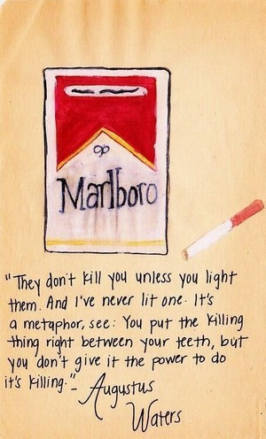 Its a metaphor