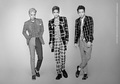 JYJ <JUST US> Album Photobook - jyj photo