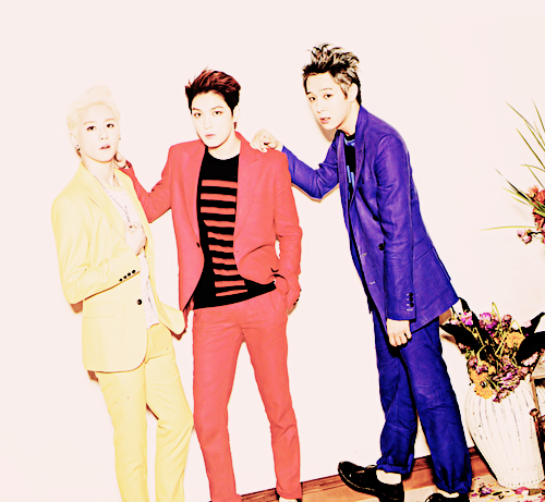 JYJ wallpaper containing a well dressed person, an outerwear, and a pantleg called JYJ <JUST US> Album Photobook
